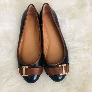 Tommy Hilfiger Classic Ballet Buckled Flats